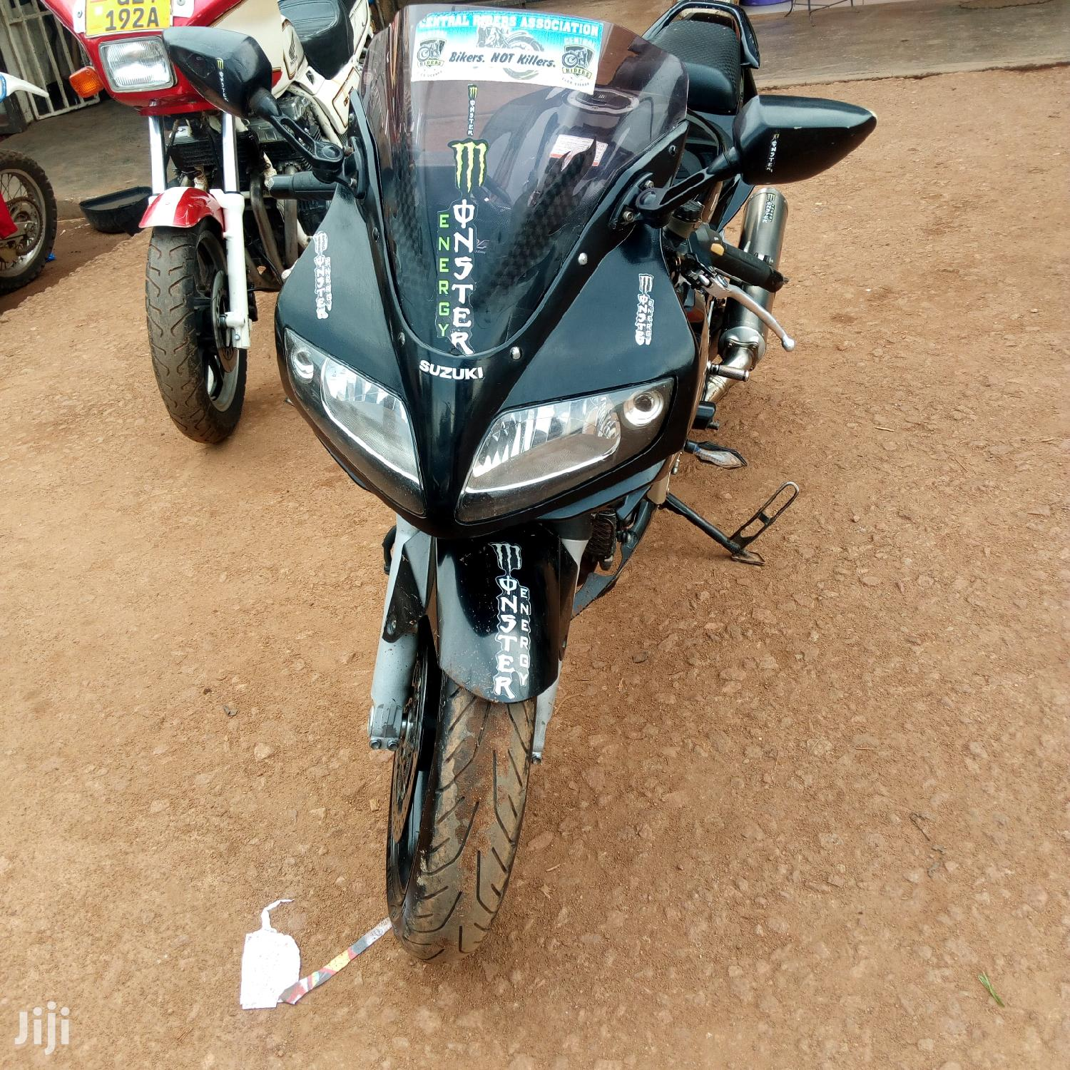 Suzuki 2009 Black | Motorcycles & Scooters for sale in Kampala, Central Region, Uganda