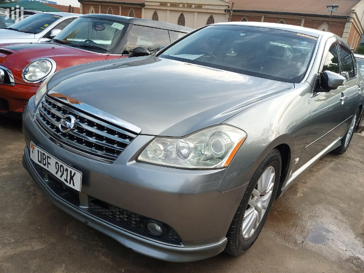 New Nissan Fuga 2006 Gray | Cars for sale in Kampala, Central Region, Uganda
