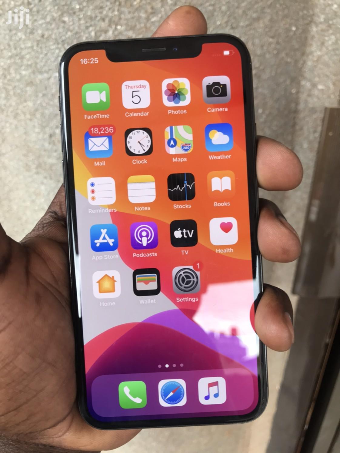 Apple iPhone X 64 GB Black | Mobile Phones for sale in Kampala, Central Region, Uganda
