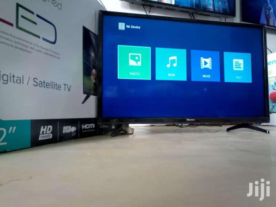 Hisense Flat Screen TV 32 Inches