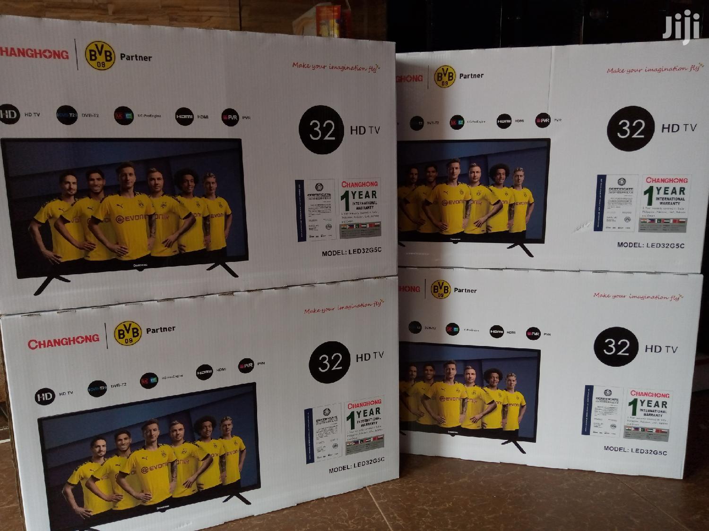"Changhong 32"" LED Digital Flat Screen TV | TV & DVD Equipment for sale in Kampala, Central Region, Uganda"
