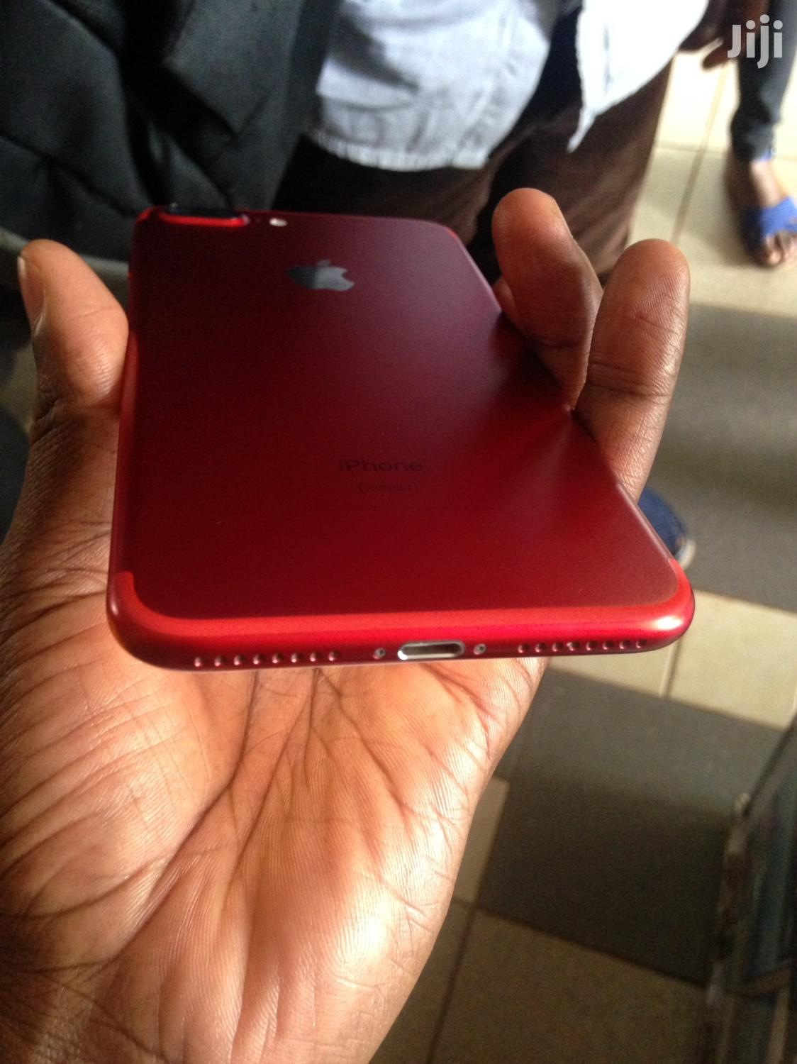 Apple iPhone 7 Plus 128 GB Red | Mobile Phones for sale in Kampala, Central Region, Uganda