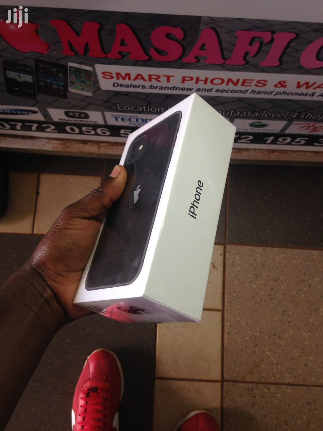 New Apple iPhone 11 64 GB Black | Mobile Phones for sale in Kampala, Central Region, Uganda