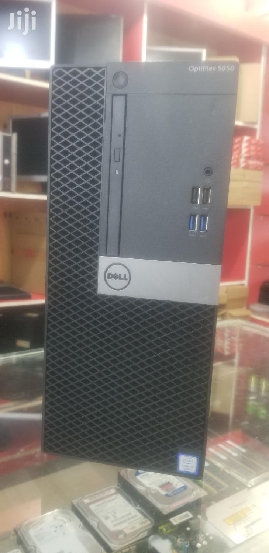 Archive: Desktop Computer Dell OptiPlex 5050 4GB Intel Core i5 HDD 500GB