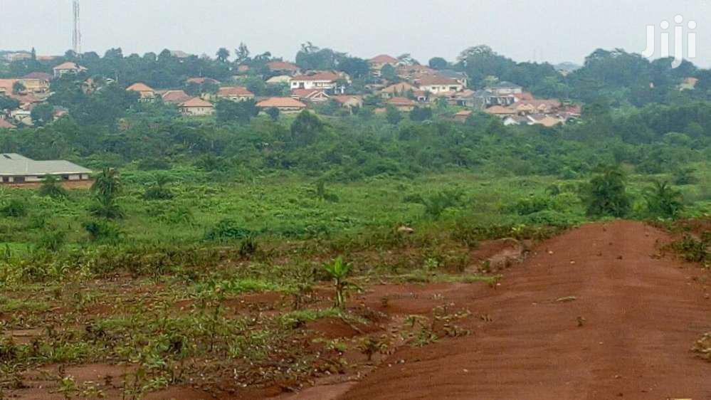 Land In Mukono For Sale
