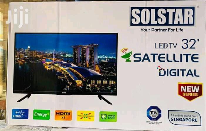 Solstar 32 HD Ready LED TV With Inbuilt Digital Decorder