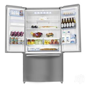 Hisense 697L Brand New Side By Side Fridges With Water Dispenser
