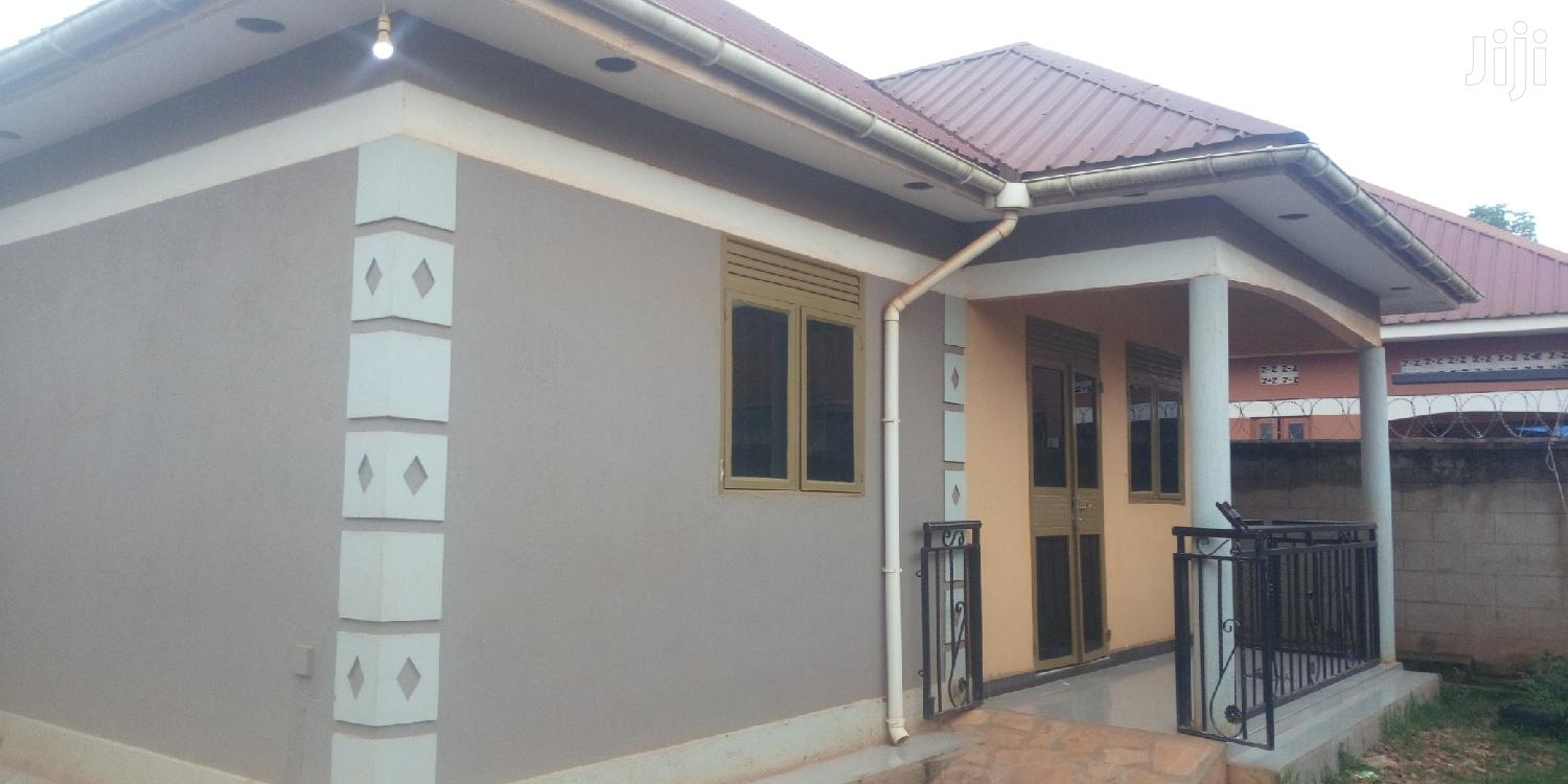 Archive: Modern Stand Alone of 2bedrooms for Rent in Kira Bulindo
