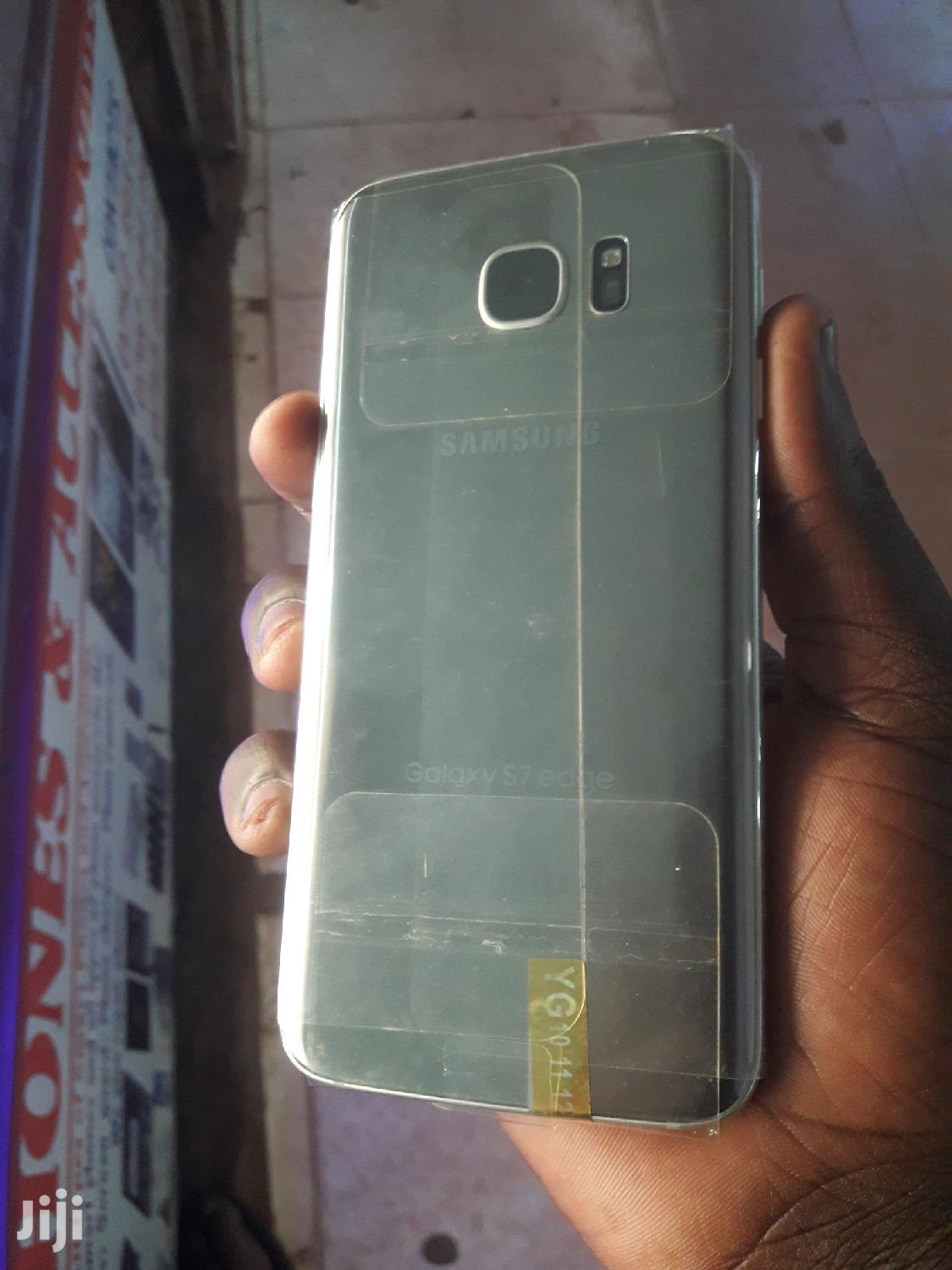 New Samsung Galaxy S7 edge 32 GB Gold | Mobile Phones for sale in Kampala, Central Region, Uganda