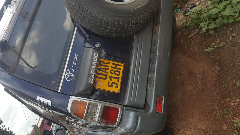 Toyota Land Cruiser 1999 Blue | Cars for sale in Kampala, Central Region, Uganda
