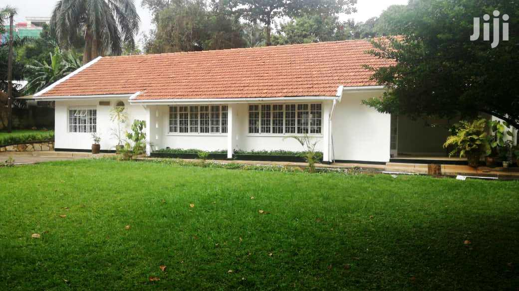 Beautiful Bungalow for Rent in Kololo With a Large Garden | Houses & Apartments For Rent for sale in Kampala, Central Region, Uganda