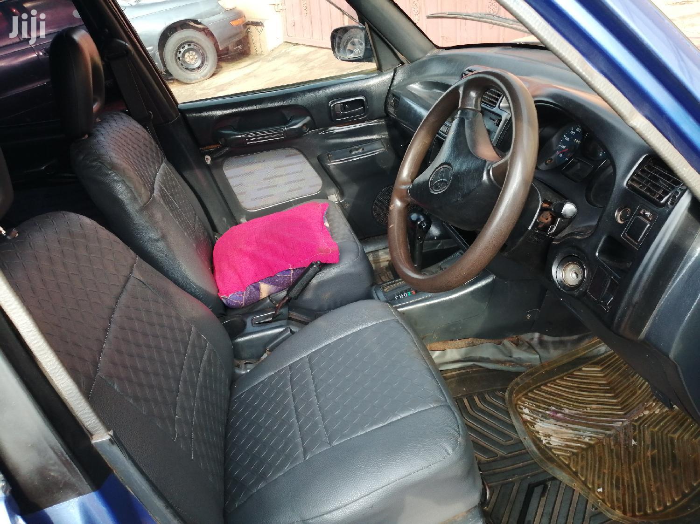 Archive: Toyota RAV4 1998 Cabriolet Blue