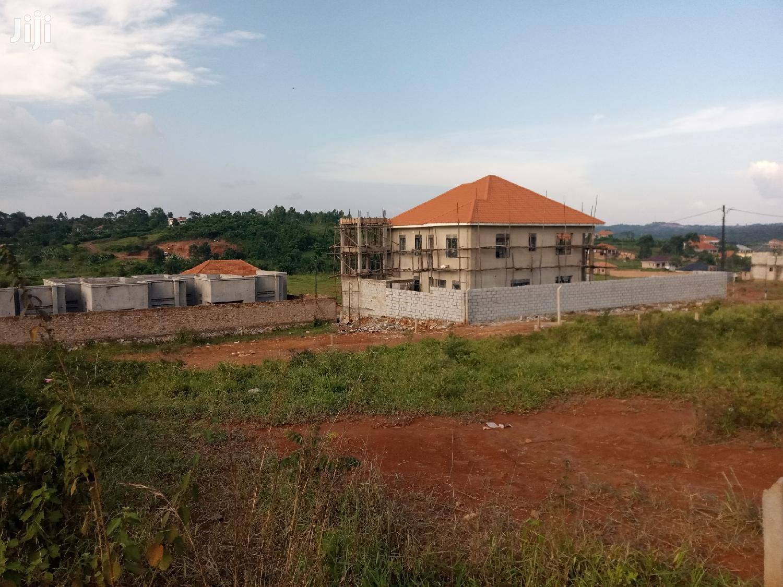 50x100 Plot of Land for Sale Kira Nsasa