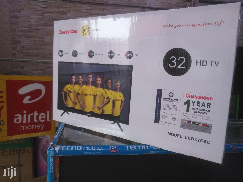 Changhong Digital Satellite Tv 32 Inches | TV & DVD Equipment for sale in Kampala, Central Region, Uganda