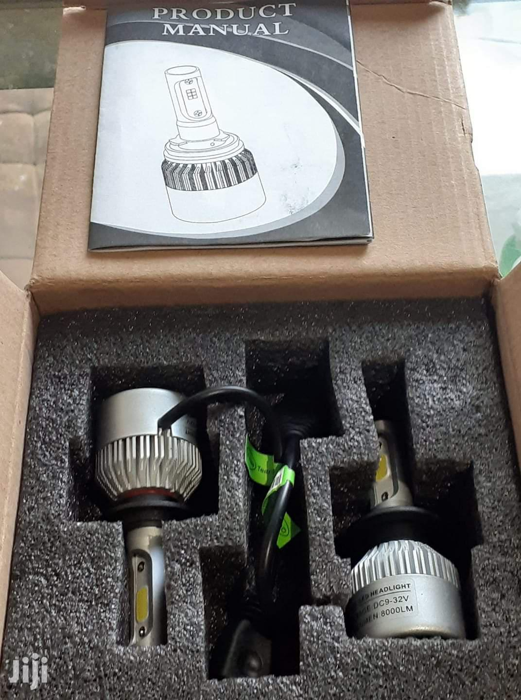 Led Bulbs Bright And Waterproof
