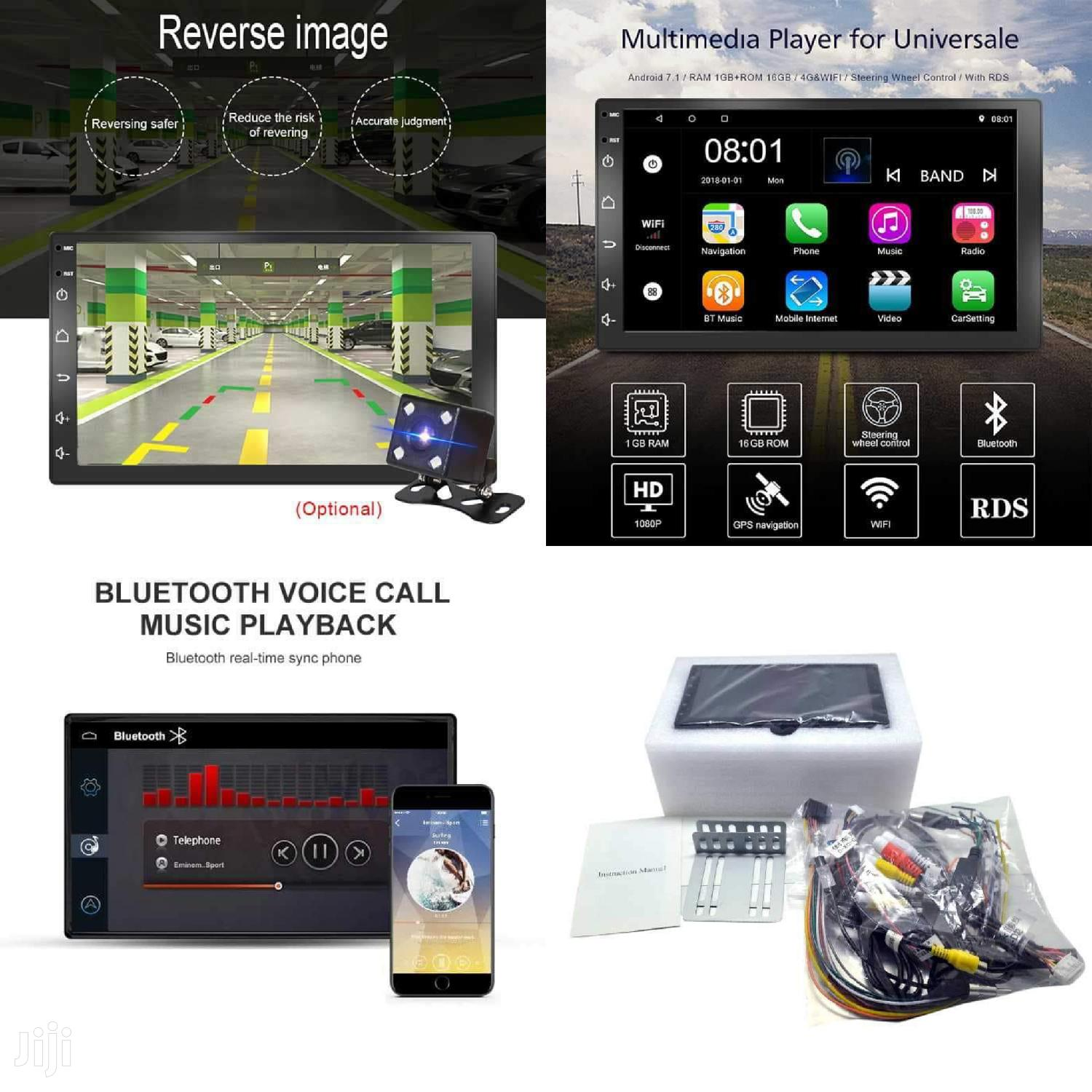Car Radio Android Smart View Navigation