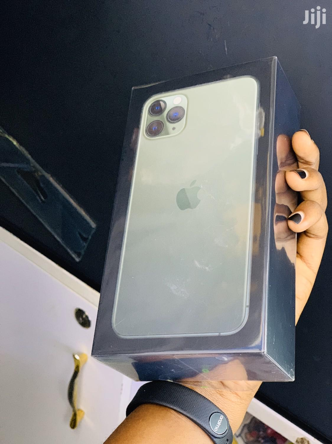Archive: New Apple iPhone 11 Pro Max 256 GB Green