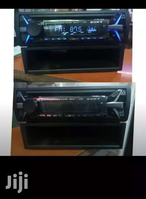 Car Radio Sony Original