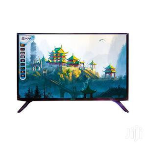 Sky 32 Inch HD Digital Satellite Receiver LED TV - Black   TV & DVD Equipment for sale in Central Region, Kampala
