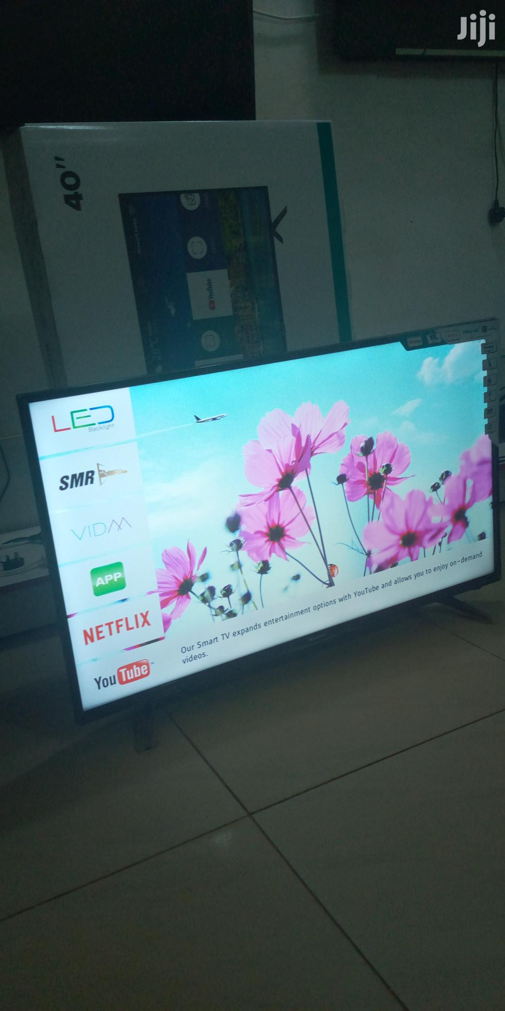Hisense Smart Tv 40 Inches