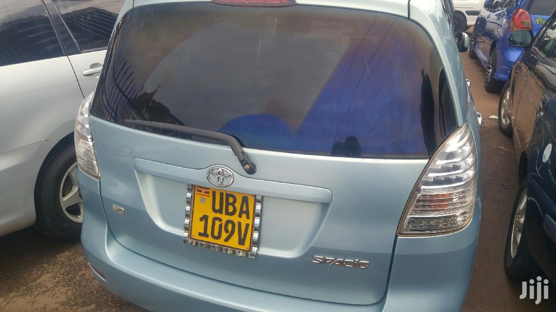Toyota Spacio 2005 Blue | Cars for sale in Kampala, Central Region, Uganda