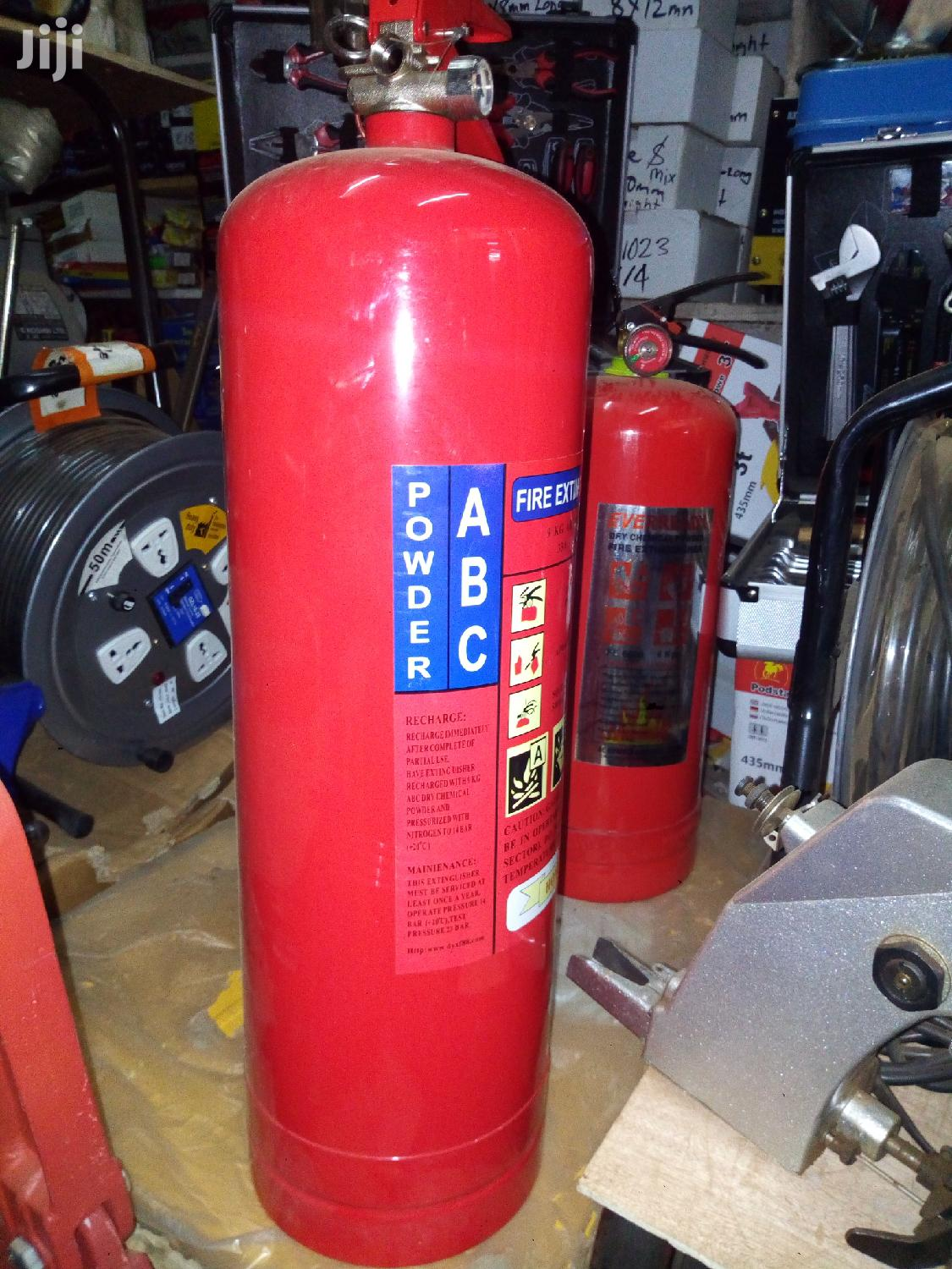 Archive: Fire Extinguisher