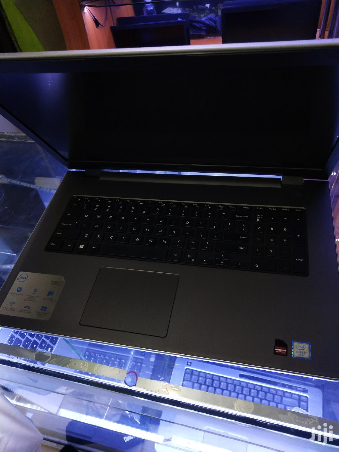 Laptop Dell Inspiron 17 5000 4GB Intel Core i7 HDD 500GB | Laptops & Computers for sale in Kampala, Central Region, Uganda