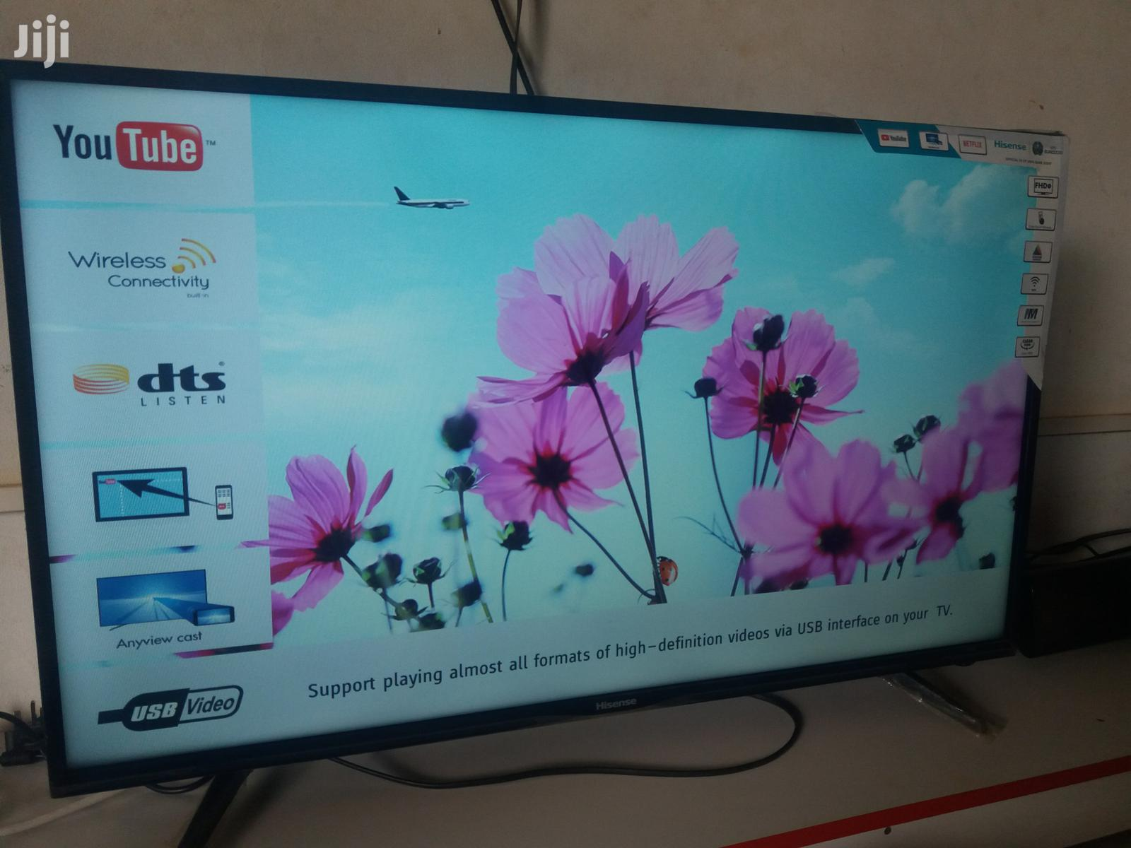 Archive: Hisense Flat Screen Tv 43 Inches