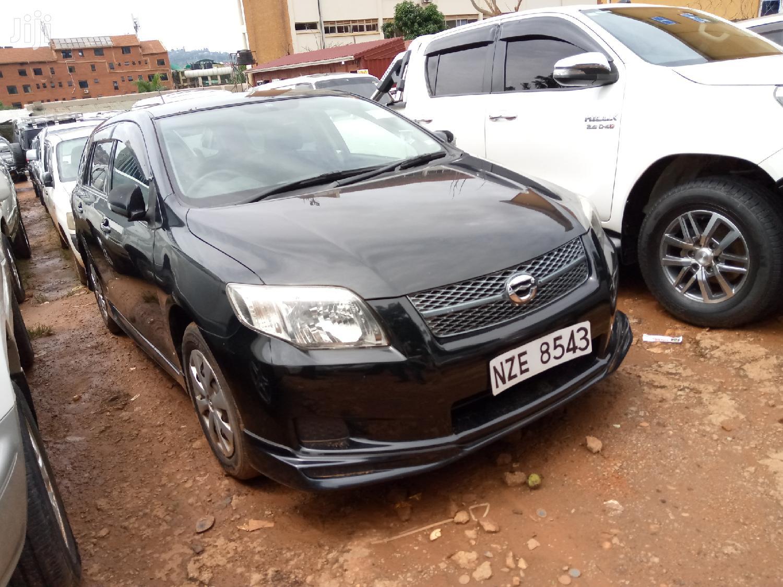 Toyota Fielder 2007 Black | Cars for sale in Kampala, Central Region, Uganda