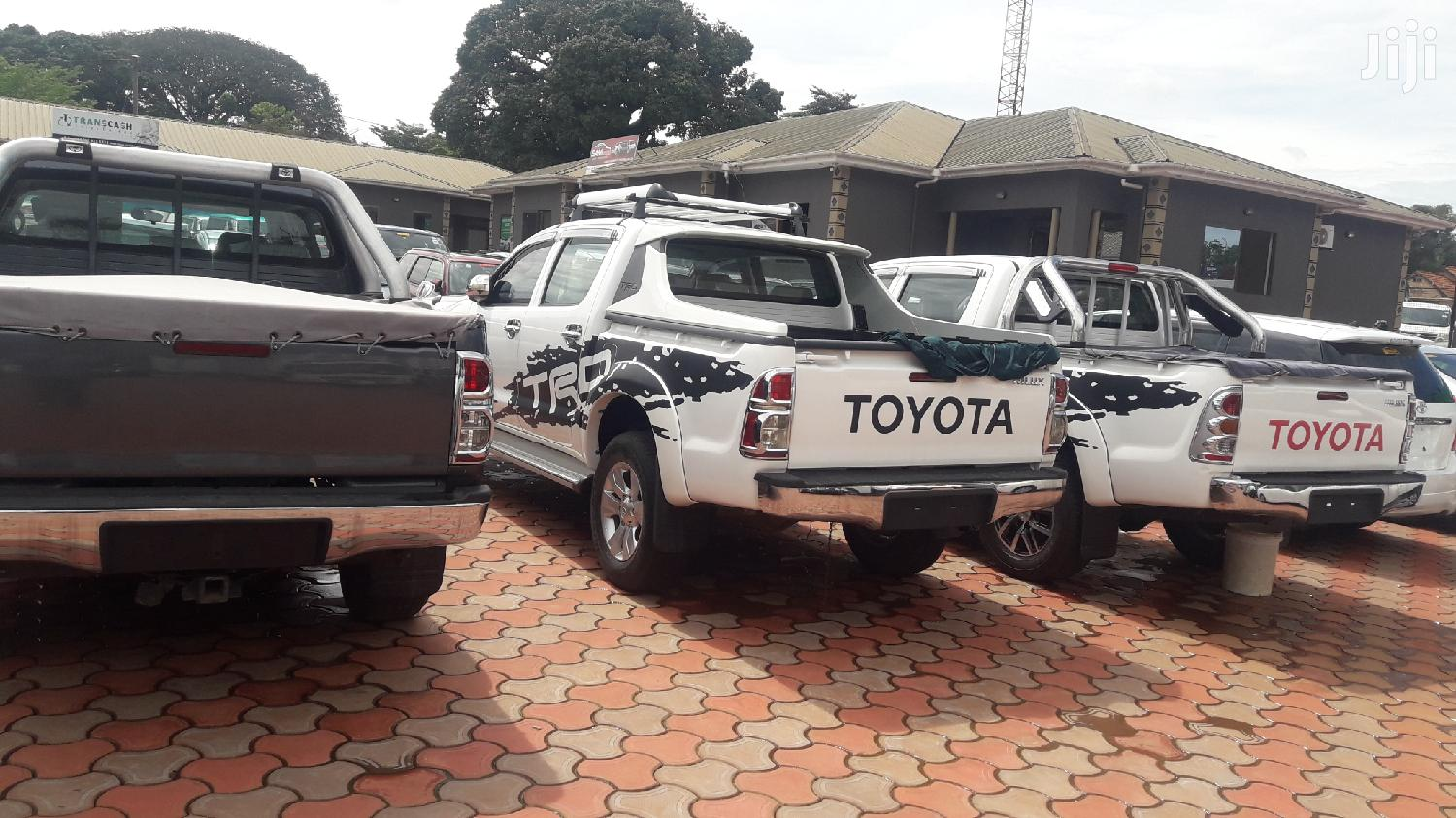 New Toyota Hilux 2011 Black | Cars for sale in Kampala, Central Region, Uganda
