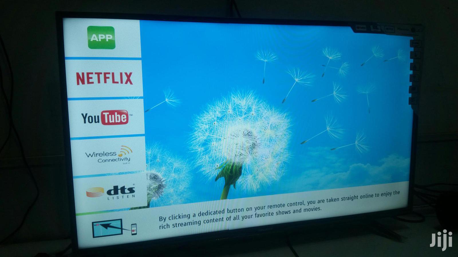 43 Inches Led Hisense TV Smart Brand New Boxed