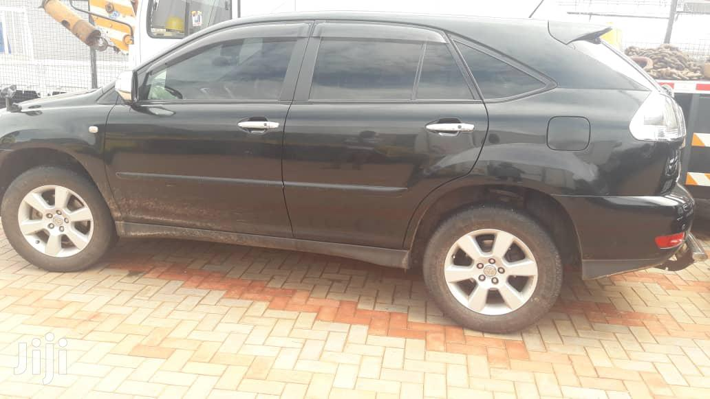 Toyota Harrier 2006 Black