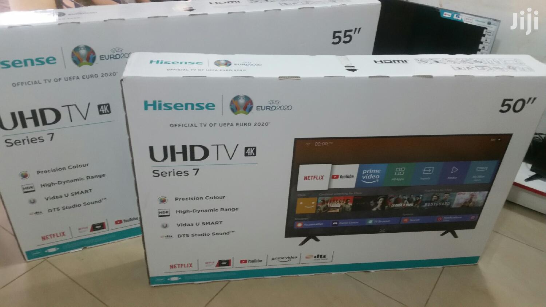 Hisense LED Smart Tv 55 Inches