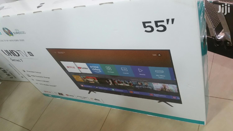 Hisense LED Smart Tv 55 Inches | TV & DVD Equipment for sale in Kampala, Central Region, Uganda