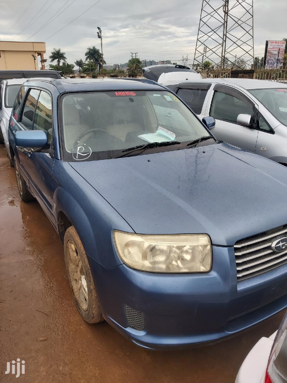 Archive: Subaru Forester 2006 2.0 X Trend Blue