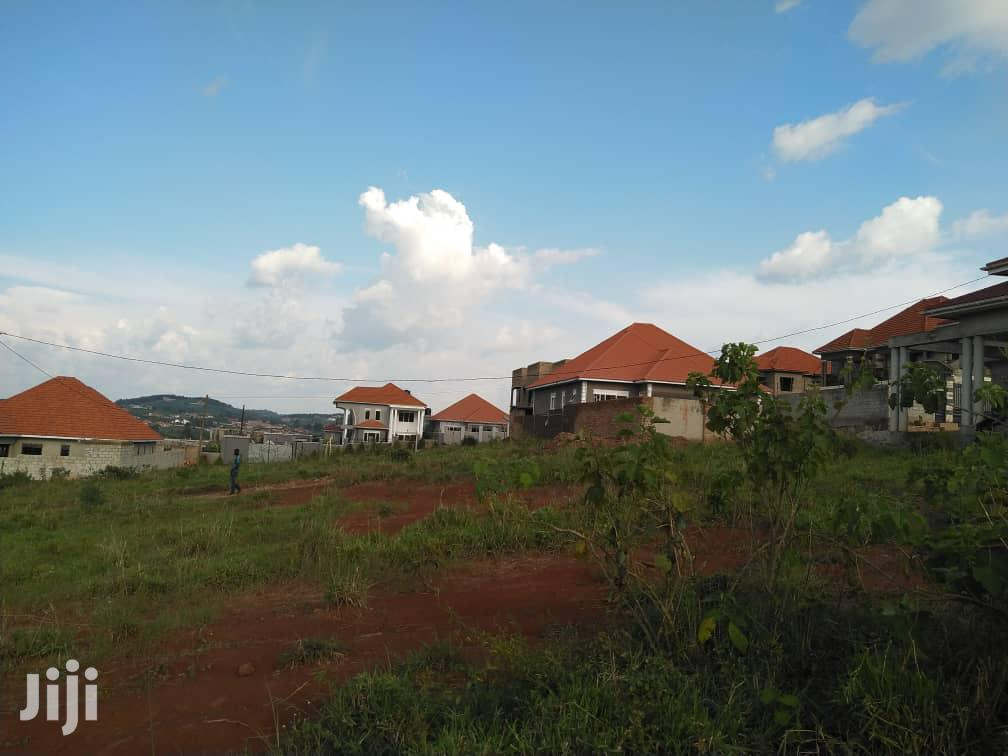 Plot of Land for Sale in Kira - Nsasa 50/100fts