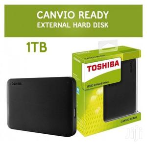 1TB Toshiba External Hard Disk   Computer Hardware for sale in Central Region, Kampala