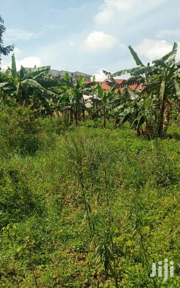 An Acre of Land for Sale in Namugongo