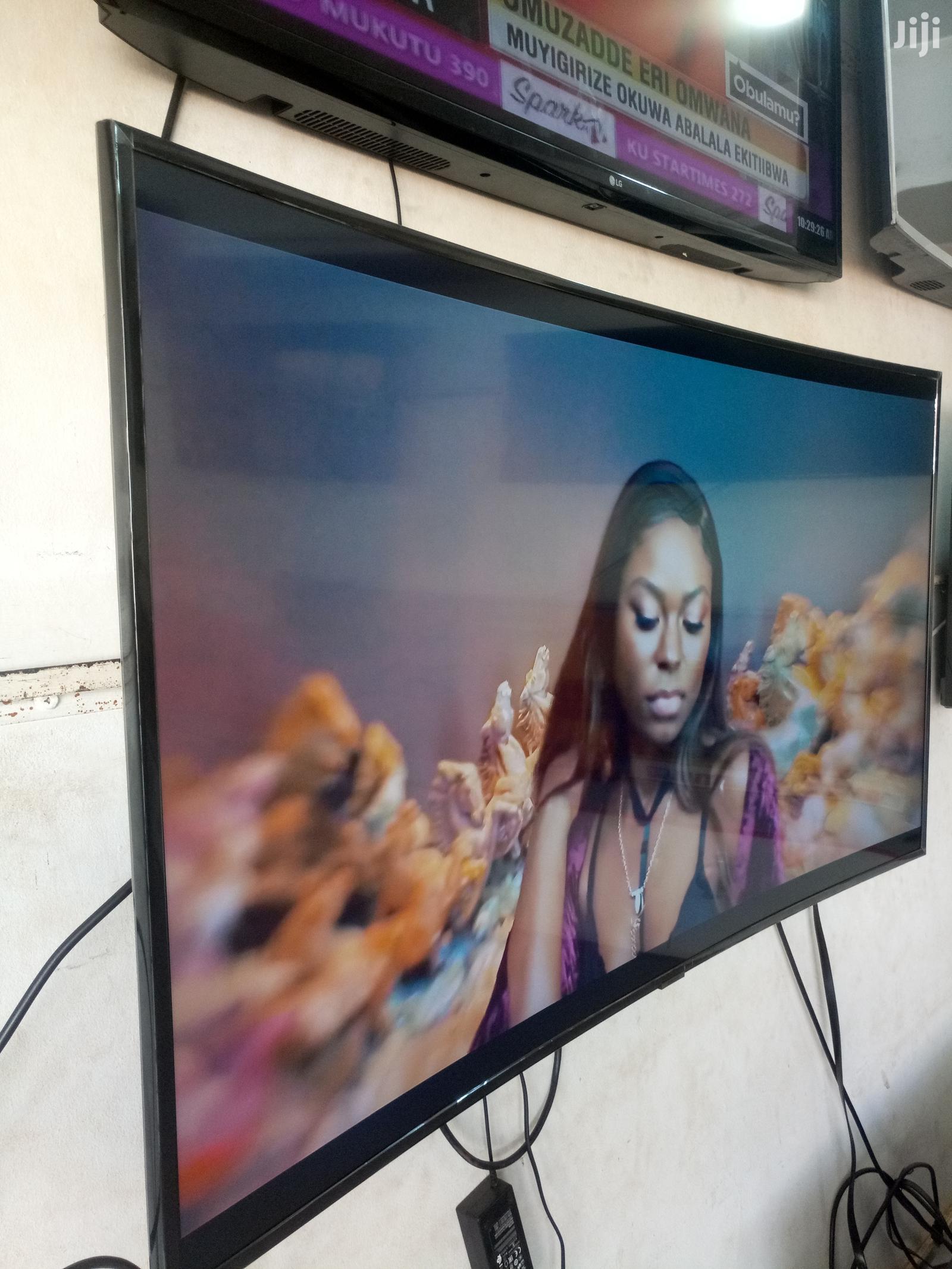 Samsung Curved RU Smart UHD 4k Digital TV 55 Inches