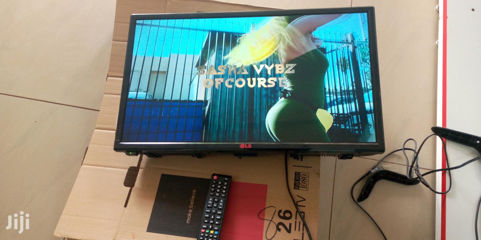 26 Inches Led Lg Flat Screen Digital   TV & DVD Equipment for sale in Kampala, Central Region, Uganda