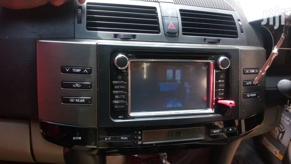 Markx Toyota Radio