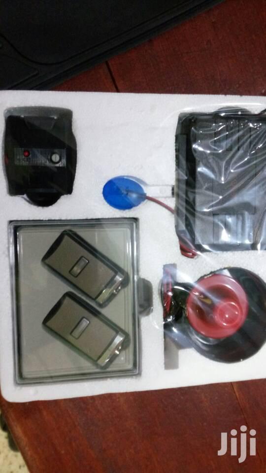 Powerful And Durable Car Alarm