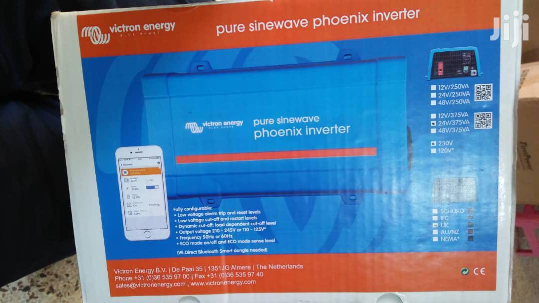 Pure Sine Wave Inverter Victron   Electrical Equipment for sale in Kampala, Central Region, Uganda