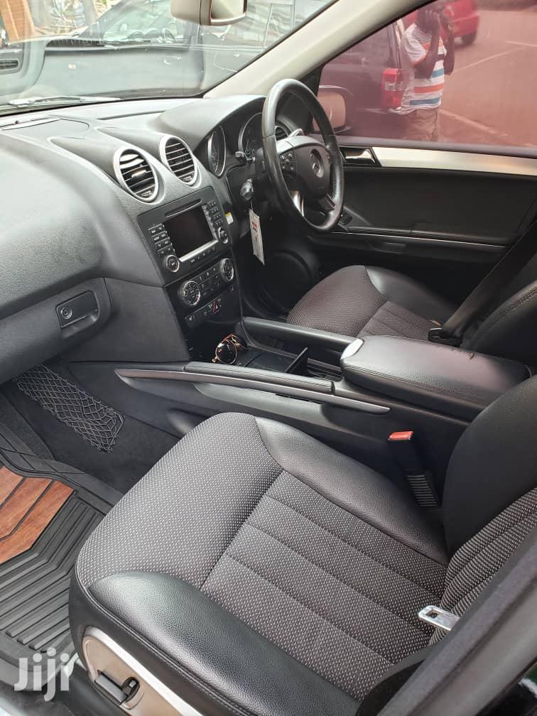 Archive: Mercedes-Benz M Class 2008 Black