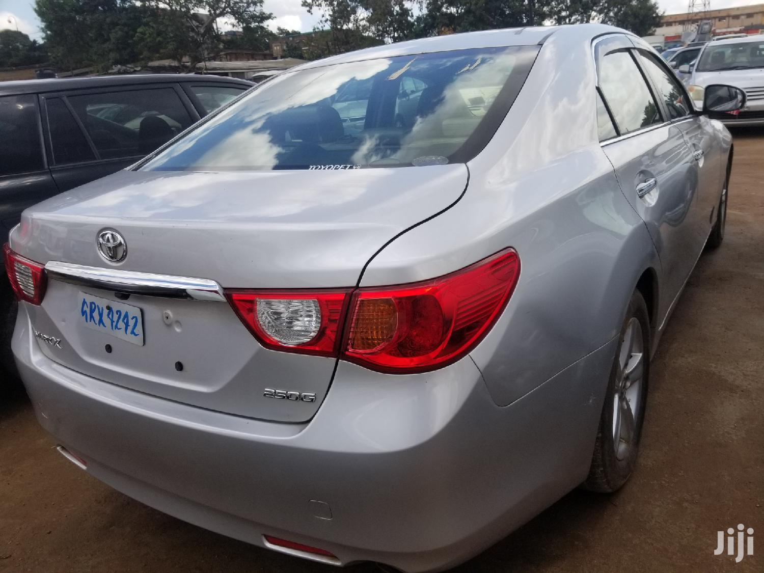 Toyota Mark X 2009 Silver | Cars for sale in Kampala, Central Region, Uganda
