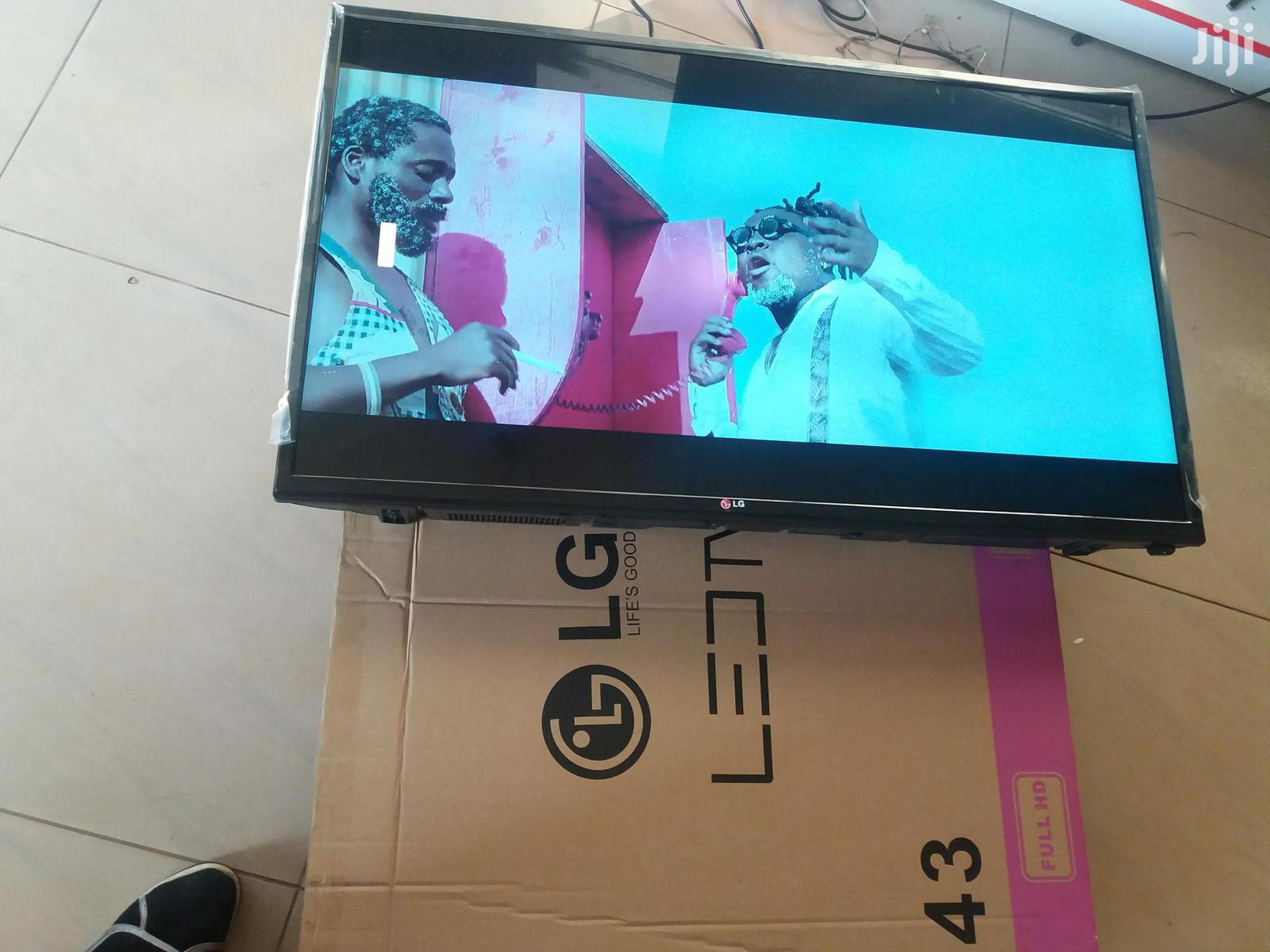 LG Flat Screen Digital Tv 43 Inches | TV & DVD Equipment for sale in Kampala, Central Region, Uganda