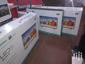"Brand New Hisense 40"" Digital and Satellite Full HD Tvs. 2020 Model"
