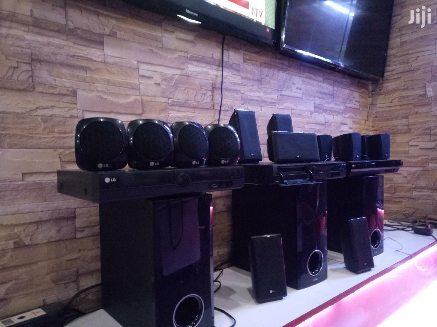 Archive: Original LG Home Theatre Sound System