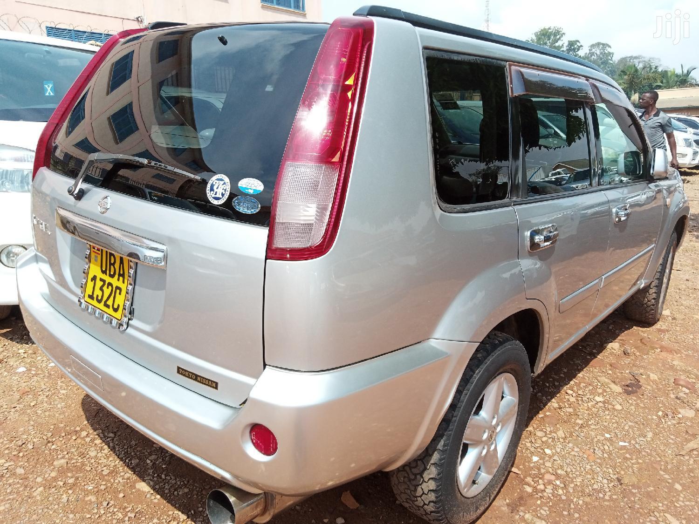 Nissan X-Trail 2003 2.0 Silver | Cars for sale in Kampala, Central Region, Uganda