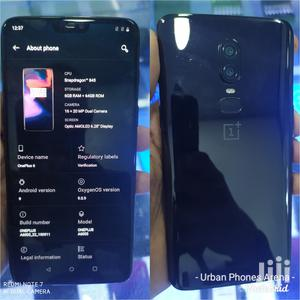 OnePlus 6T McLaren Edition 64 GB Black